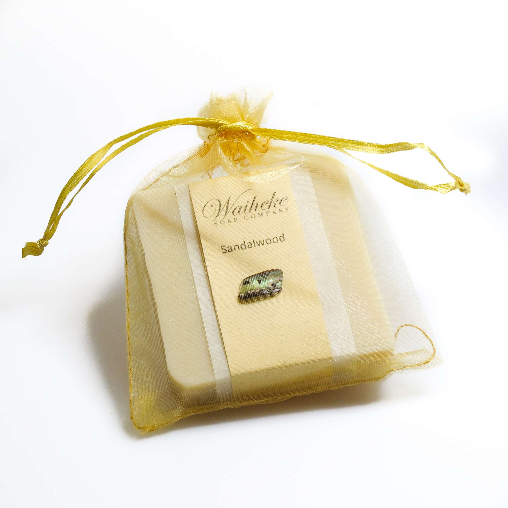 Soap Organza Bag